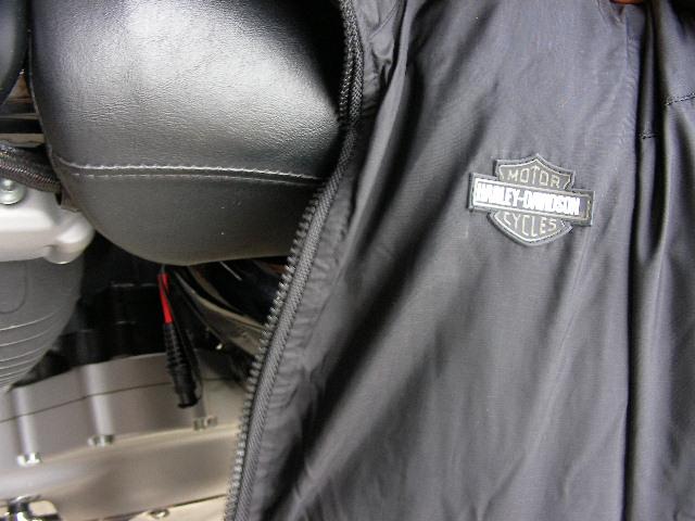 ヒーティングジャケット