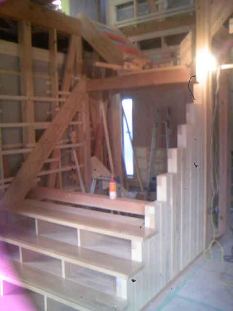 大垣の階段2