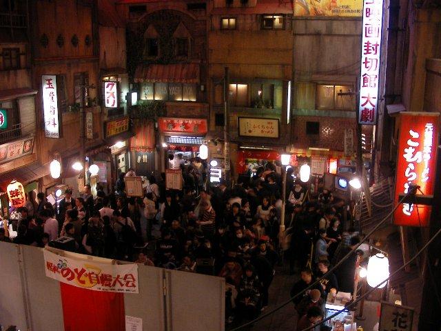横浜ラーメン博物館1
