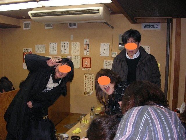 忘年会2008の4