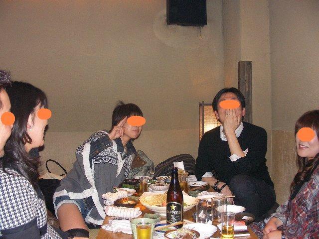 忘年会2008の5