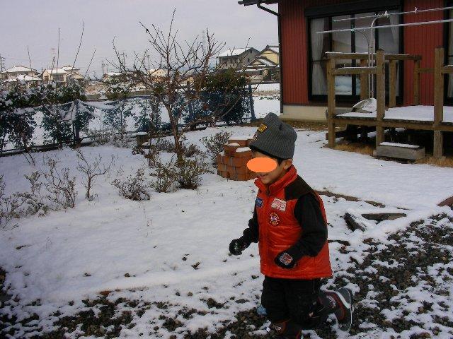 2009 1雪遊び