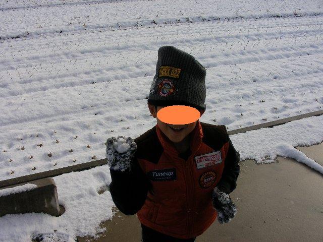 2009 1雪遊び2