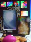 2Lとポストカードの比較サイズ イメージ1