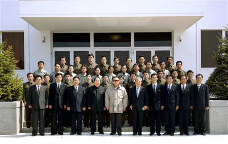 北朝鮮ロケットボーイズ
