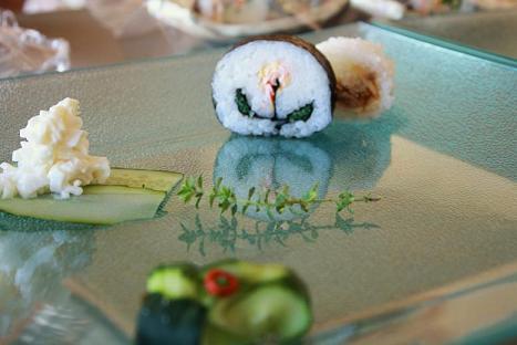 flor sushi
