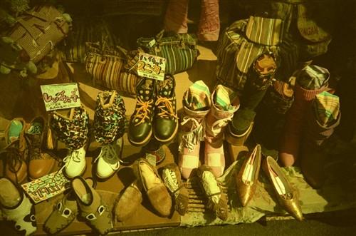 靴クツくつ
