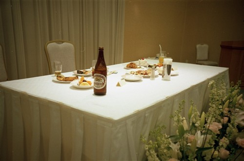 主役のいないテーブル