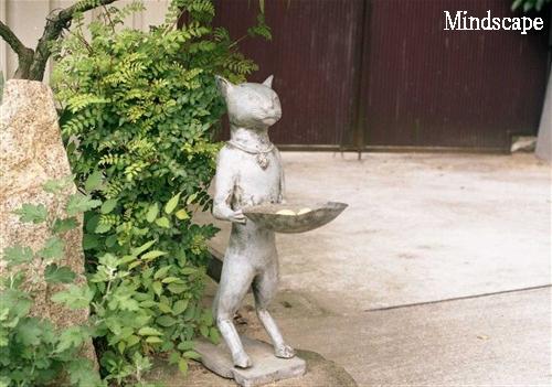 我が輩はネコ