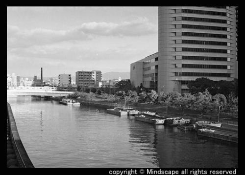 寝屋川運河