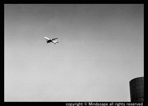 OBPの飛行機