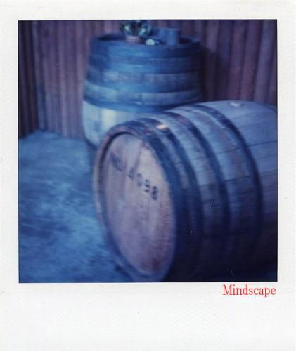 ワイン樽(1)