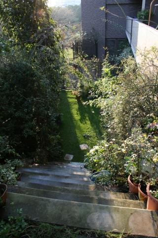 階段の片付け完了2