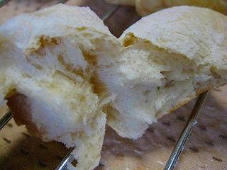 もっちり白パン2