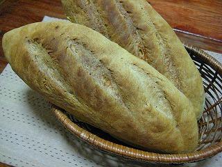 かぼちゃフランスパン