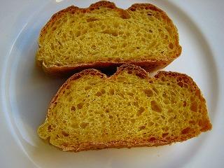 かぼちゃフランスパン3