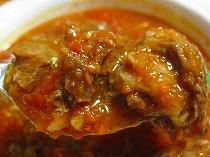 牛スジのトマト煮込み2