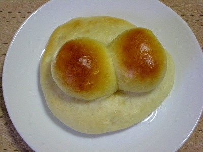 目玉焼きパン2