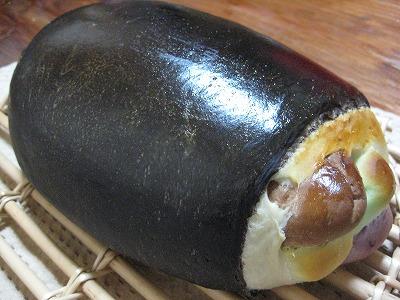 恵方巻きパン1