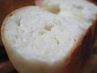 米粉プレーンベーグル2