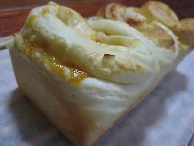 アプリコットチーズブレッド