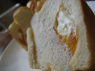 アプリコットチーズブレッド3