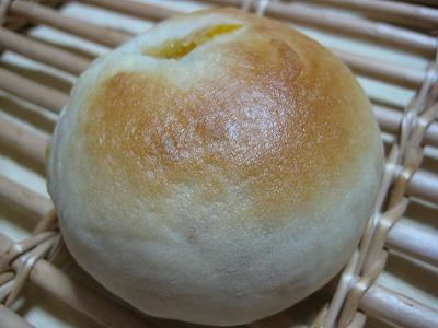 米粉Wアプリコットチーズベーグル3