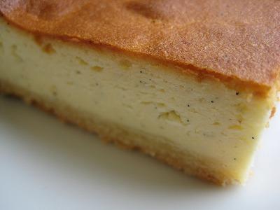スペシャルバニラチーズケーキ2