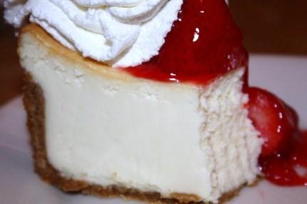 ストロベリーチーズケーキ2
