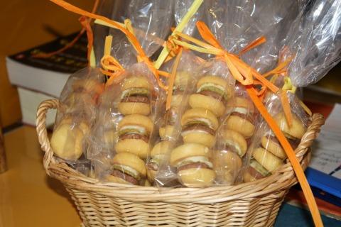 ハンバーガークッキー2