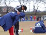 町田コーチ 慰め