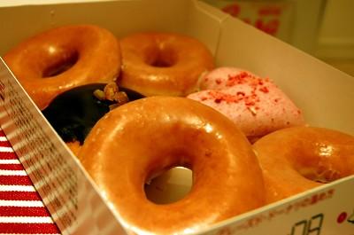 doughnuts赤修正