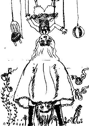 skirt marionette