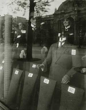 shop window of Paris
