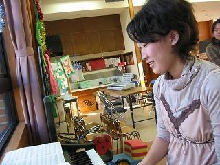 実行委員 ピアノ