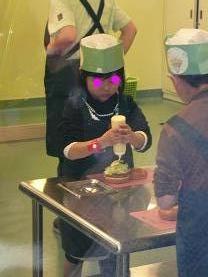 ハンバーガー屋さん