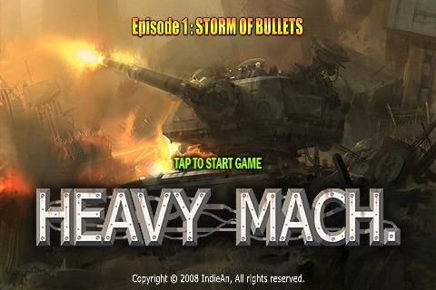 「Heavy Mach Lite」001