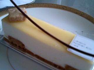 パティスリーサダハルアオキ チーズケークシトロネ