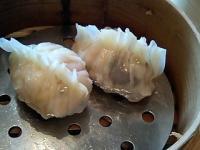 龍天門 フカヒレ餃子