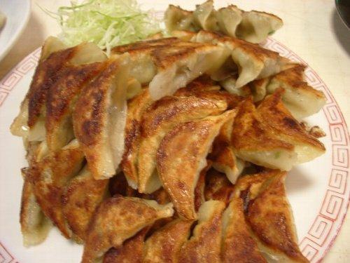 旭軒博多の餃子