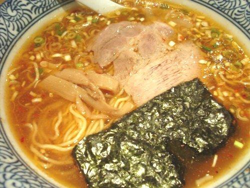 まるげんの麺