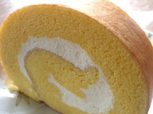 ロールケーキ♪
