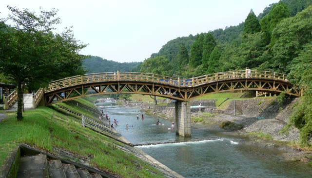 岩屋公園平安橋1