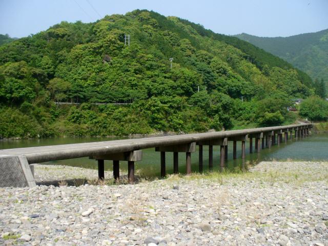 勝間沈下橋3
