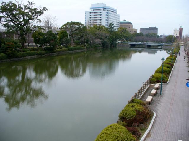 佐賀城跡3