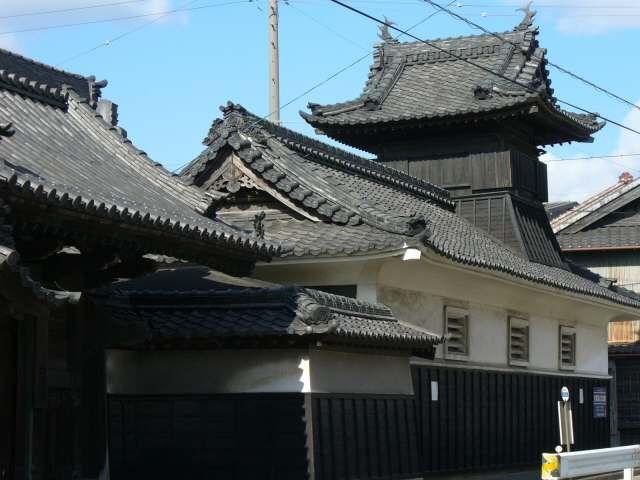 西方寺の太鼓堂