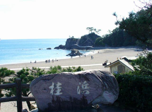 高知桂浜2