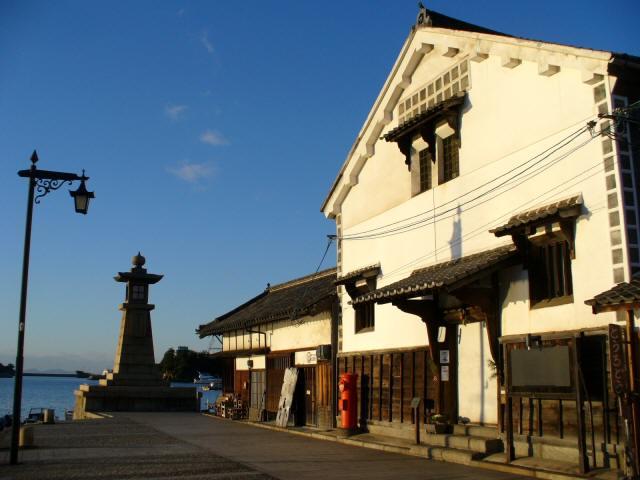鞆の浦/いろは丸記念館2