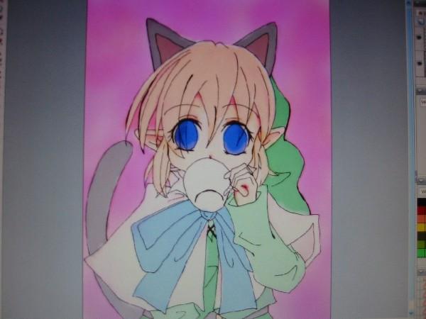 【風車】猫耳リンク011