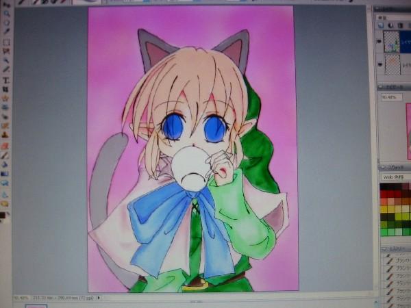 【風車】猫耳リンク013